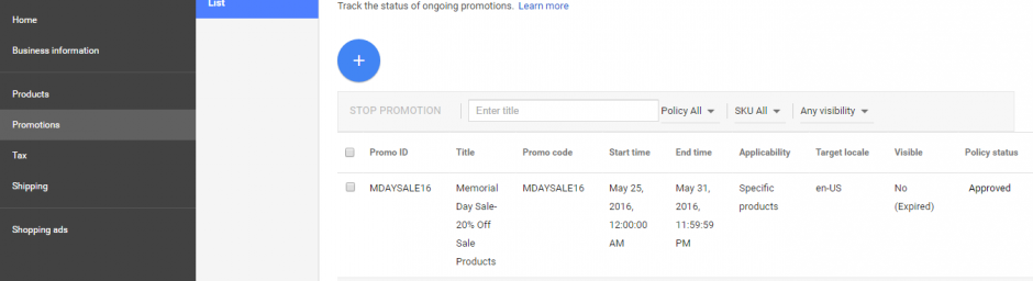 multiple promotions