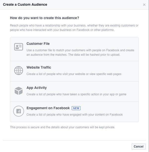 6-8-Custom-Audience-options-Facebook ad espresso