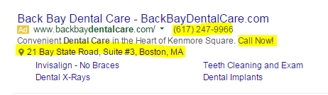 healthcare-marketing-ad contact information