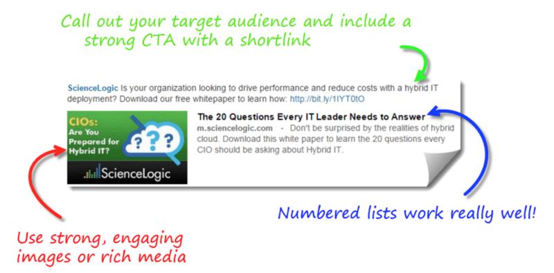 linkedin sponsored content ad best practices neil patel